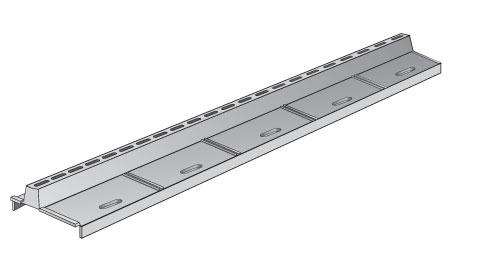 grille fente pvc a15 100x500x20mm gris rubrique egout. Black Bedroom Furniture Sets. Home Design Ideas