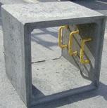 Rehausse b ton i80 e95 h90 3 chelons rubrique egout - Rehausse chambre de visite beton ...