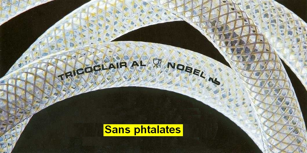 Tricoclair 10x16 transparent AL detail