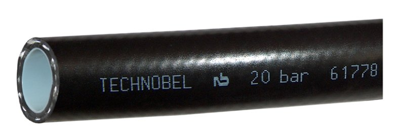 Technobel   9x15  noir mat 50m