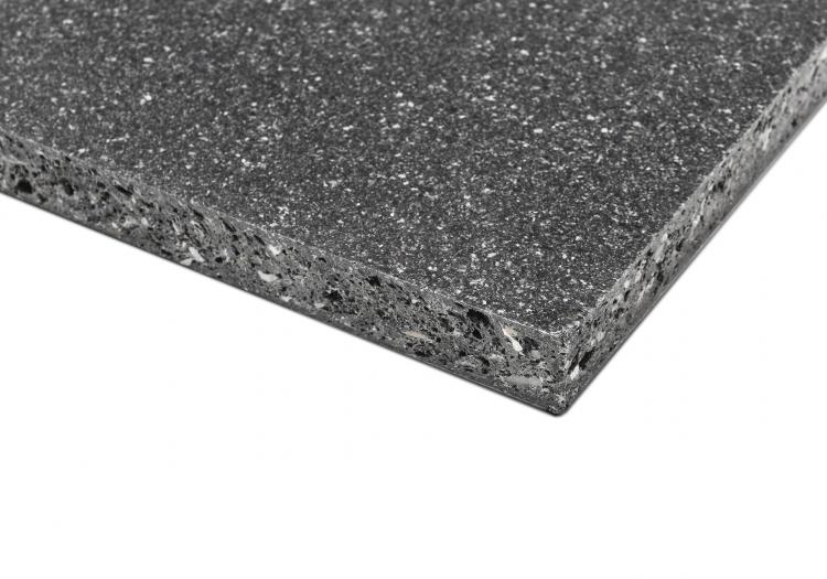Board 12mm Dark-Grey 1220x2440mm