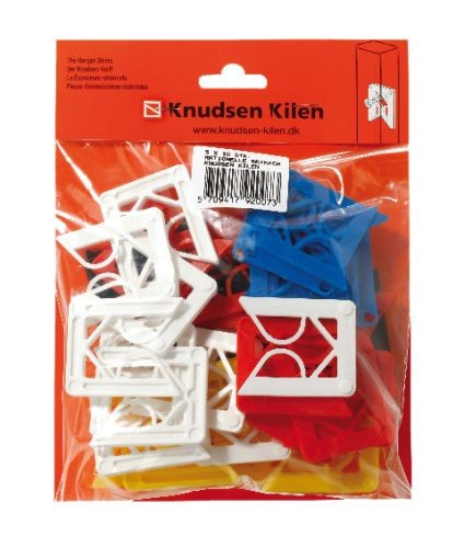 Cale espaceur PVC Mixed pack 50pcs