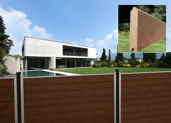 Govawall Plus - 1,92m Quartz Brown