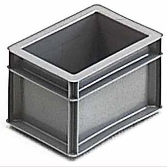 bac de manutention euronorm manutention. Black Bedroom Furniture Sets. Home Design Ideas
