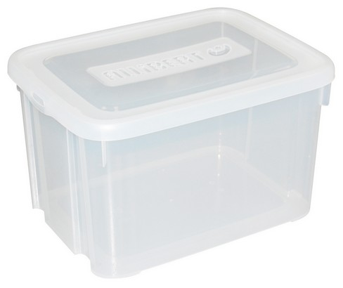 HANDY BOX 20L + couvercle - transparent