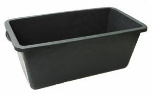 bac cuvelle pe manutention. Black Bedroom Furniture Sets. Home Design Ideas