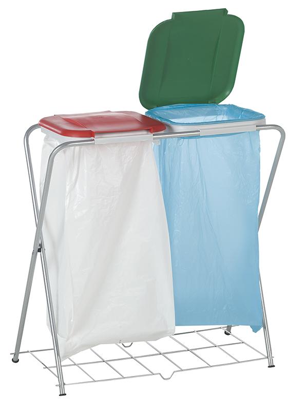 support sac poubelle poubelle manutention. Black Bedroom Furniture Sets. Home Design Ideas