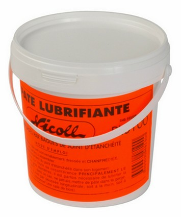 Gel Lubrifiant Nicoll 1000ml