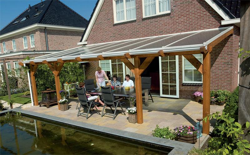 V randa profil sur bois toiture bardage - Acheter une serre de jardin en belgique ...