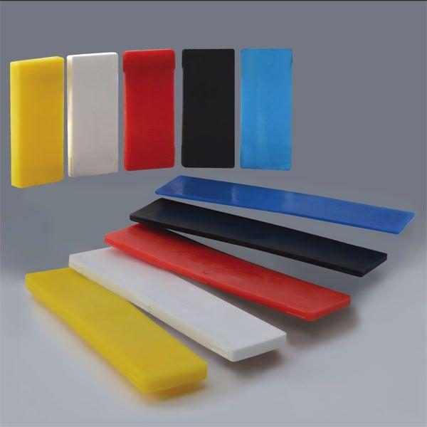 Cale Du0027écartement PVC Mixed Pack 50pcs