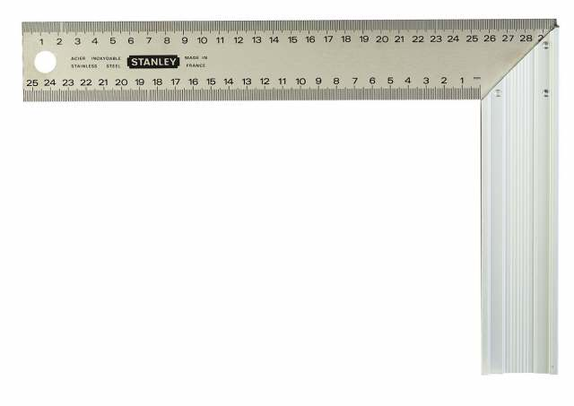 Equerre Menuisier 250 x 140mm