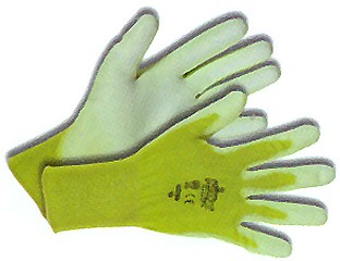 Gants light garden nylon/polyuréthane 7