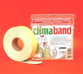 Climaband - Bande mousse isolation