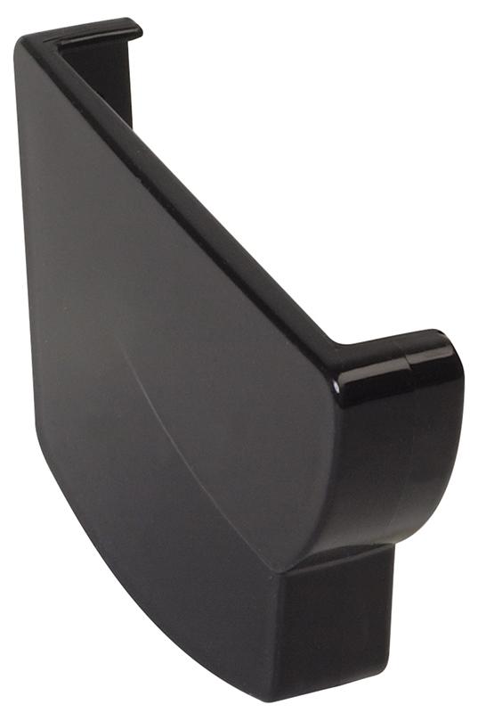 gout ovation noir fond gouttiere gauche rubrique pluvial. Black Bedroom Furniture Sets. Home Design Ideas