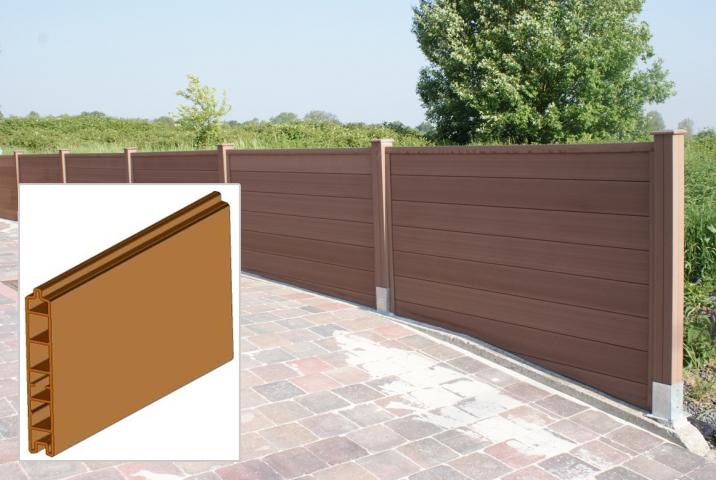 Lame cran de jardin anth 2m rubrique planchette profil for Ecran de jardin synthetique