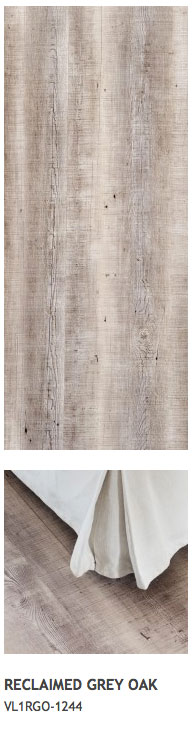 Viligno - planche reclaimed grey oak