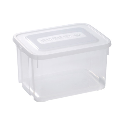 HANDY BOX 12L + couvercle - transparent