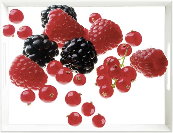 CLASSIC Plateau berries 500x370mm
