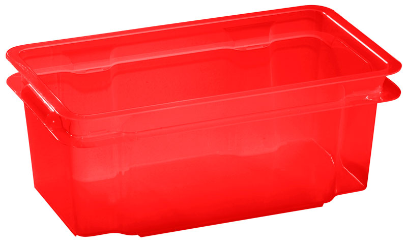 CROWNEST 1/4   7L 360x210x145 rouge