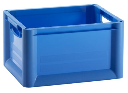 Unibox 20L bleu 389x295x225mm