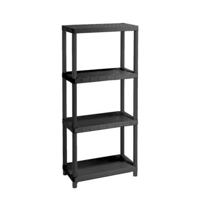 etagere sigma 12 noir rubrique manutention. Black Bedroom Furniture Sets. Home Design Ideas