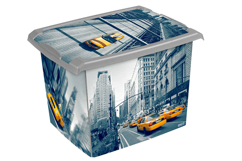 Fashion box New-York 20,5L