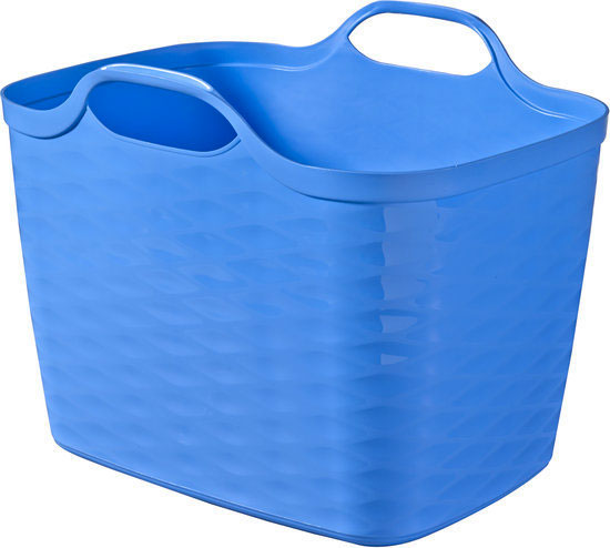 Flexi Basket 27L bleu*