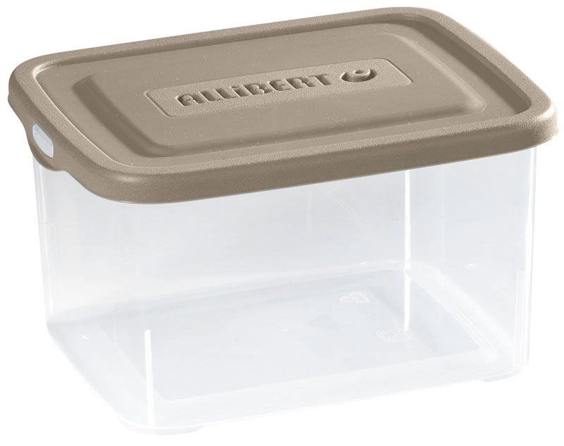 HANDY BOX 3L + couvercle - taupe