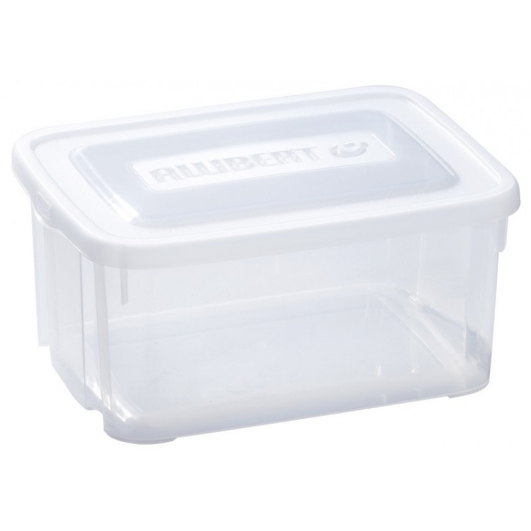HANDY BOX 6L + couvercle - transparent