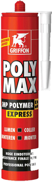 Colle Polymax SMP Polymer 435g blanc