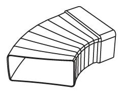 access tuyau 204x60mm evacuation hotte sanitaire evacuation. Black Bedroom Furniture Sets. Home Design Ideas