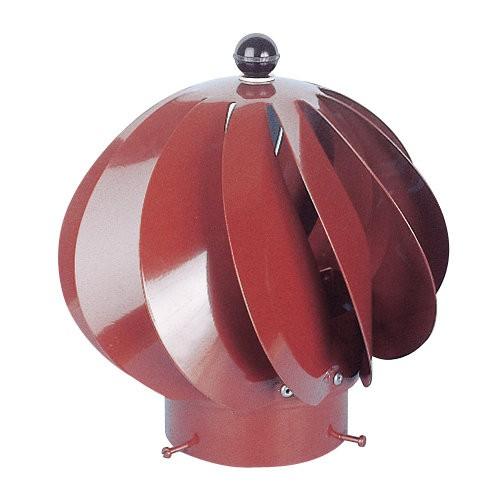 Aspiromatics 100 extracteur eolien brun rubrique sanitaire evacuation - Extracteur statique fosse septique ...