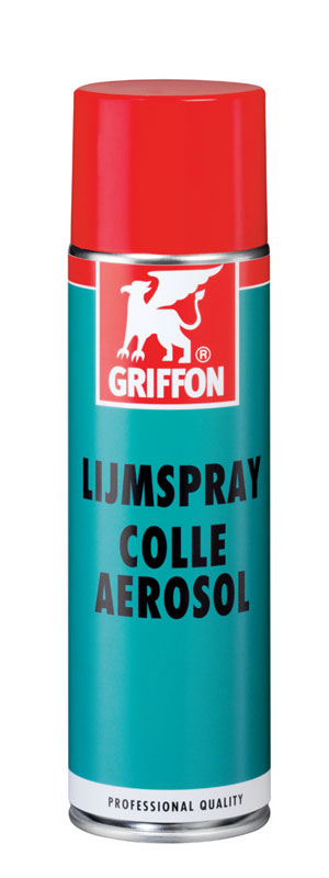 Colle aerosol 500ml