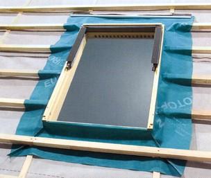 fakro acc de montage fen tre de toit toiture bardage. Black Bedroom Furniture Sets. Home Design Ideas