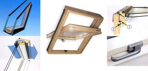 fakro a rotat v40 laq 78x 98 rubrique toiture. Black Bedroom Furniture Sets. Home Design Ideas