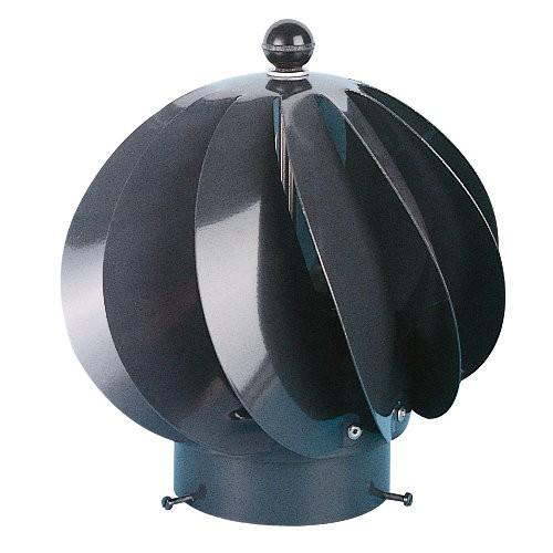 aspiromatics 100 extracteur eolien brun rubrique sanitaire evacuation. Black Bedroom Furniture Sets. Home Design Ideas