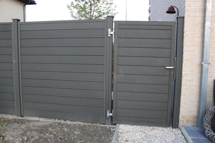 Porte cran de jardin anth 1 8m rubrique planchette for Porte exterieur de jardin